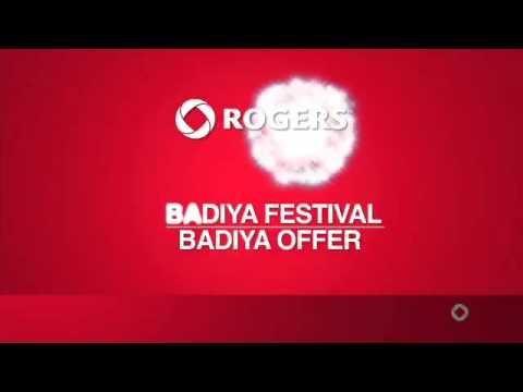Rogers Badiya Festival Badiya Offer