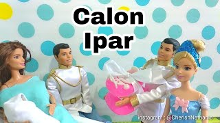Barbie Princess n Mermaid😍 Barbie Melahirkan Bayi Lucu 😁 Cerita Pendek Lucu Mainan Boneka Edukasi