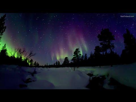 ステップ1:オーロラを探す Step 1: Hunting for Auroras