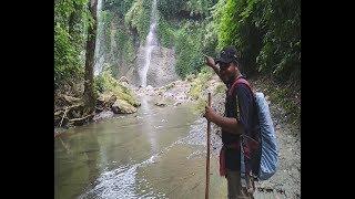 Exploring The Suptadhara Waterfall, Chittagong | সুপ্তধারা ঝর্ণা | Travelling The World