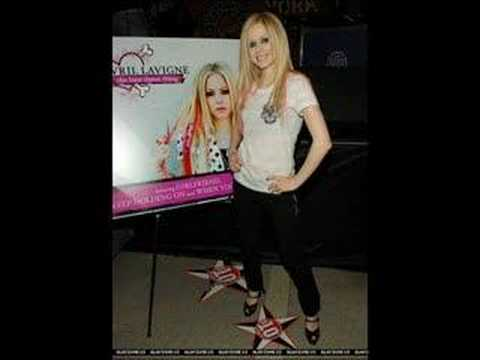 Avril Lavigne - Make Up ( B-side) with lyrics