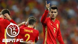 Who will be Spain's striker at the World Cup?   ESPN FC