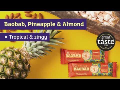Aduna Raw Energy Bar Video