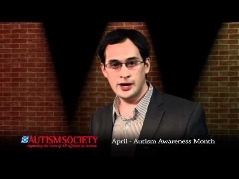 Autism Society Public Service Announcement 2012: Awareness