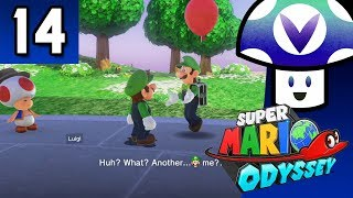 [Vinesauce] Vinny - Super Mario Odyssey: Luigi's Balloon World (part 14)