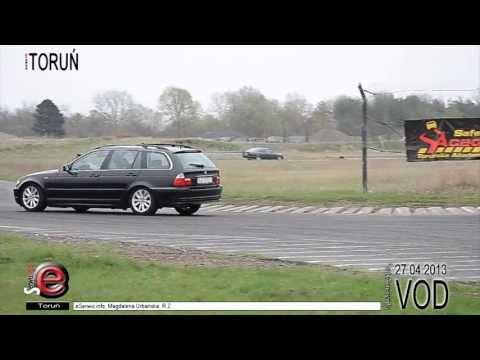 Zlot miłośników BMW w Toruniu