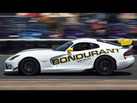 Bondurant & Dodge / SRT Sizzle Video