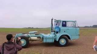 Tatra 813 NT 4x4 v Mahouši