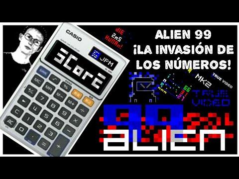 Canal Homebrew: Alien 99 (True Video)
