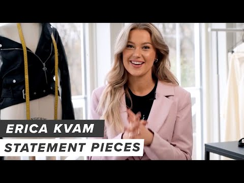 Statement Pieces by Erica Kvam