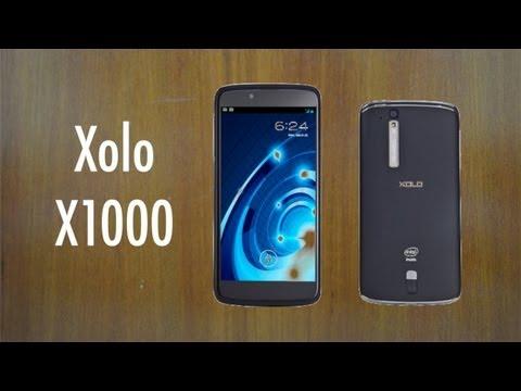 Xolo X1000   Video Review