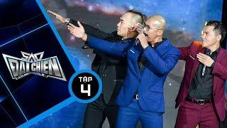 Nam Nhi - MTV | Sao Đại Chiến Tập 4