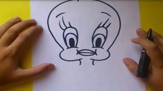 איך לצייר את טויטי