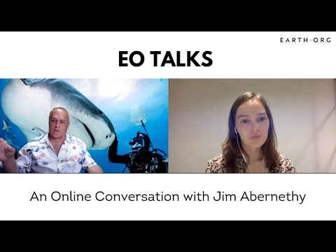 Earth.Org Talks: An Online Conversation with Jim Abernethy