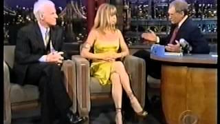Goldie Hawn and Steve Martin on Letterman 1999