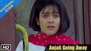 A Love Triangle Movie Scene Kuch Kuch Hota Hai Shahrukh Khan