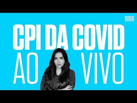 CPI da COVID - ouve Emanuela Medrades da empresa Precisa Medicamentos