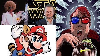 Movie Crap | Mario's Minion Movie, 💀💩L 2 Teaser, Rian Johnson's Star Wars, Best Animated Feature