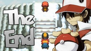 Let's Play Pokemon: HeartGold - The End - Pokemon Trainer Red
