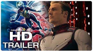 "AVENGERS 4 ENDGAME ""Thanos, Today we take it all back"" Trailer (NEW 2019) Marvel Superhero Movie HD"