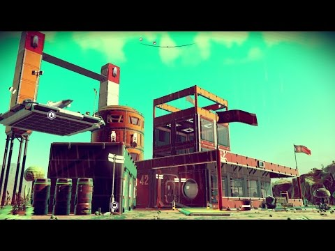 No Man's Sky: Foundation Update (version 1.1)