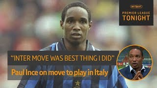 """""""Man Utd went behind my back"""" Paul Ince on his successful move to Inter 
