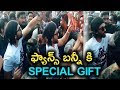 Watch: Fans Special Gift To Allu Arjun- Stylish Star New Look