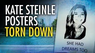 Kate Steinle Posters Torn Down, Called 'Racist Propaganda'