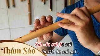 #234. That Girl - Olly Murs  (Tik Tok ) Cover Bamboo Flute Thắm sáo