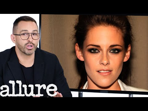 Kristen Stewart's Makeup Artist Breaks Down Her Best Looks | Pretty Detailed | Allure
