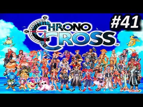 Chrono Cross (PS1) - EPISODIO 41 Time Devourer / Devorador del Tiempo || Gameplay / Guía en Español