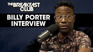 Billy Porter On His Return To 'Kinky Boots' + Educating Kids About LGBTQ