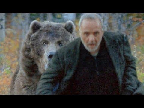 거대한 식인곰이 쫓아와도 살아남는 비결