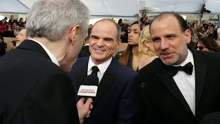 Showbiz Express - Michael Kelly From 'House of Cards' & Nick Sandow of 'Orange is The New Black'