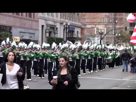 Reedley High School Band Reedley High School