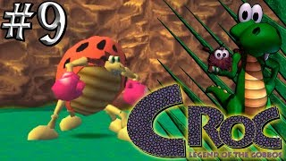 LUCHA NOCTURNA CON FLIBBY   Croc: The Legend of the Gobbos #9