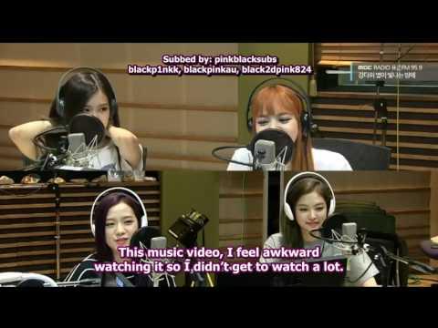 [ENG SUB] [FULL] 20170628 BLACKPINK on Kangta's Starry Night Radio