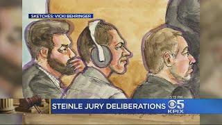 Jury Begins Deliberations In Trial Of Man Who Shot Kate Steinle