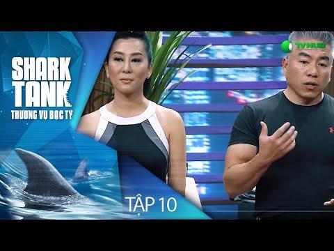 MC KỲ DUYÊN CÙNG STARTUP GIÁ NỬA TRIỆU ĐÔ | SHARK TANK VIỆT NAM - TẬP 10 [FULL] | VTV 3