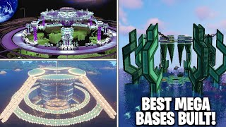 5 BEST Minecraft MEGA BASES Ever Built (BEST Survival MEGA BASES)