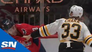 NHL Fights Of The Week: Big Z vs. Tom Wilson!