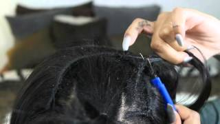 How to Take out a Sew in Weave with a Seam Ripper