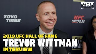 Trevor Wittman Explains Why New Analyst Role On UFC Broadcasts Has Been 'Tough'