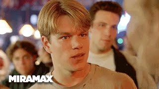 Good Will Hunting | 'My Boy's Wicked Smart' (HD) - Matt Damon, Ben Affleck | MIRAMAX