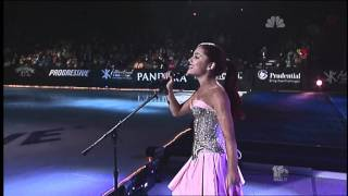 Ariana Grande - Only Girl In The World (2011 Skating/Gymnastics Spectacular)
