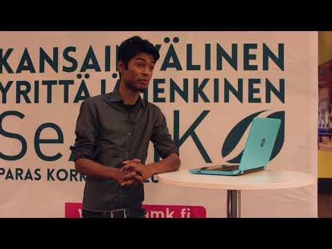 Zakir Khandaker - Student Ambassador - International Business