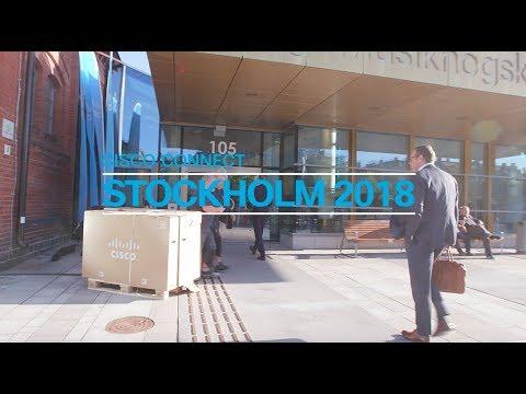 Cisco Connect Stockholm 2018