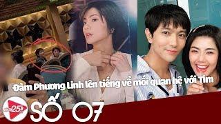 VBIZ 25H #7 FULL | Đàm Phương Linh lên tiếng về nghi án hẹn hò với chồng cũ Trương Quỳnh Anh