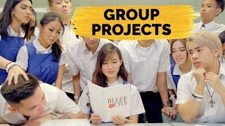 13 Types of Students in Group Projects