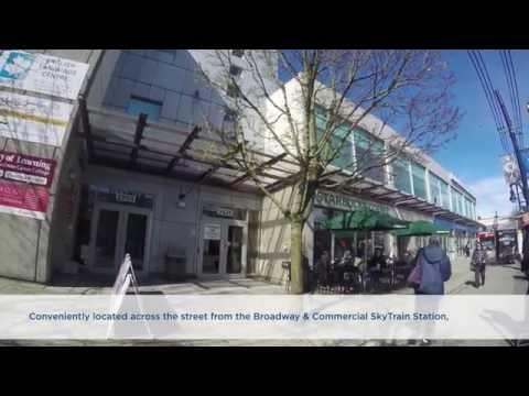 Vancouver Northeast Employment Centre